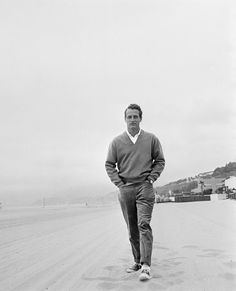 Paul Newman en 1958.