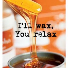"🐝🍯 Honey is a natural humectant and will not stick to the skin like regular waxes. No sharp ""band-aid being removed"" pain during the procedure! Book your appointment now! Spa Quotes, Salon Quotes, Beauty Quotes, Waxing Memes, Waxing Tips, Body Waxing, Facial Waxing, Wax Studio, Esthetics Room"