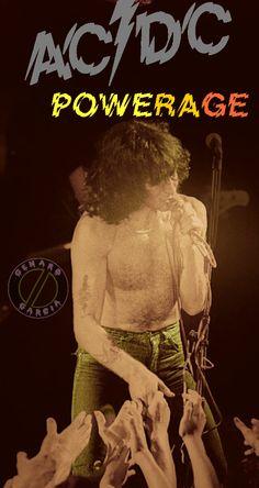 AC-DC - power age - Bon Scott
