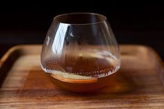 Bumble Brown Punch recipe on Food52