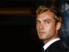 Jude Law.  He's beautiful.