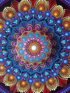 Mandala Art Lesson, Mandala Drawing, Mandala Painting, Mandala Pattern, Mandala Design, Pattern Art, Dot Art Painting, Tole Painting, Mandala Canvas