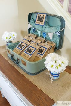How to Throw a Vintage Train Birthday Party - Dwelling In Happiness Vintage Birthday Parties, Trains Birthday Party, Baby Boy 1st Birthday, First Birthday Parties, Birthday Party Themes, Birthday Images, Birthday Quotes, Birthday Ideas, Birthday Cards