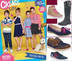 Cklass Kids Catalogo de Otoño-Invierno 2015