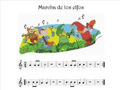 01 Marcha de los elfos - YouTube Music Lessons, In Kindergarten, Youtube, Musicals, Flautas, Piano, Tattoo, Kids Songs, Candy