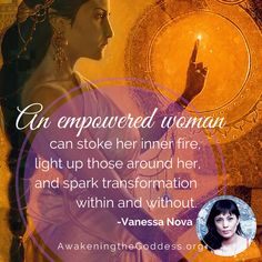 Empowered Woman  feat. Vanessa Nova  For more inspirations, visit: http://awakeningthegoddess.org/what-is-an-empowered-woman/  #empoweredwomanproject #goddess #divinefeminine  Please feel free to Pin, Share, and Repost to your heart's content!