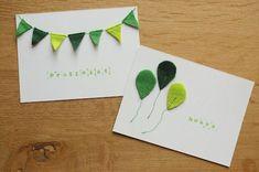 Make cute invites & thank you cards instead of buying Felt Diy, Felt Crafts, Diy And Crafts, Kawaii Diy, Make Your Own Card, Teacher Appreciation Gifts, Pretty Cards, Diy Paper, Diy Cards