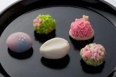 京都茶寮 3月の和菓子
