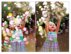 - I need a bubble machine ;