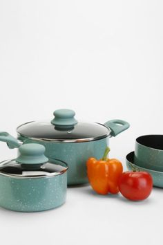 Speckled 7-Piece Cookware Set