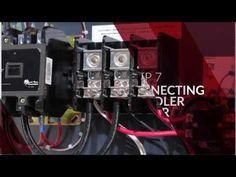 Installation Video Rotary Phase Converter with Push Button Controls HD Electric Motor, Rotary, Phoenix, Button, Buttons, Knot
