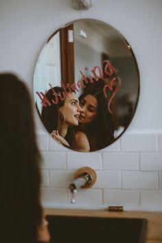 Juliantina: Billy Rovzar, Carlos Bardasano e Leonardo Padrón revelam que história do filme já foi escolhida Cute Lesbian Couples, Lesbian Love, Cute Couples Goals, Couple Goals, Gay Couple, Best Couple, Barbara Lopez, Girls In Love, My Love