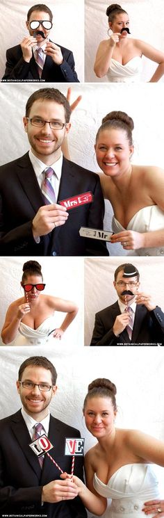 Mr. and Mrs. Props