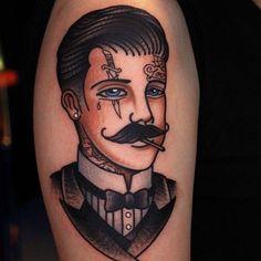 56 Trendy tattoo old school eye awesome Traditional Tattoo Man, Traditional Tattoo Flowers, Traditional Tattoo Old School, Traditional Tattoo Gentleman, American Traditional Tattoos, Trendy Tattoos, Tattoos For Guys, Cool Tattoos, Tattoo Girls