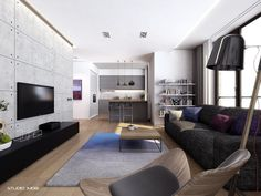 Minimalist design is becoming all the rage especially in apartments where space is often scarce. This design concept explores simplicity and keeps homes clutter