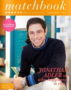 Matchbook magazine february/2012 #lifestyle #fashion #decor #art #monthly #free