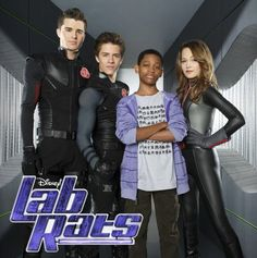 """""""Lab Rats"""" One-Hour Special Episode """"Rise Of The Secret Soldiers"""" Airs On Disney XD January 26, 2015"""
