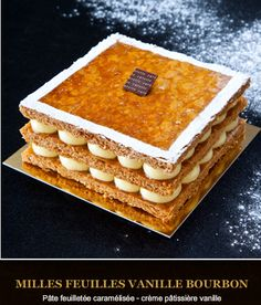 Carette paris- vanilla meillfille