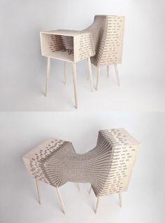 Textile designer Tamas Bozsik