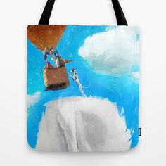 Savior Tote Bag by Vadim Cherniy - $22.00