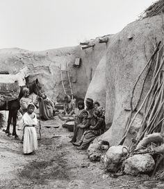 Village home. Palestine. 1900-1920