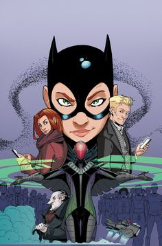 Batgirl #11 review - http://moviesandcomics.com/index.php/2017/05/24/batgirl-11-review/