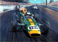 1965 Ford Indy 500