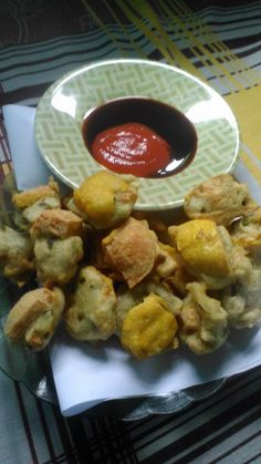 Best ideas for recipes meatball veggies Bacon Recipes, Meatball Recipes, Vegetarian Recipes, Snack Recipes, Cooking Recipes, Snacks, Star Wars Party, Indonesian Food, Indonesian Recipes