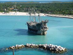 Disney Island in the Bahamas