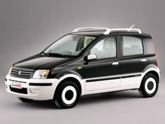 "Fiat Panda ""Alessi"" Concept (169) '10.2004 Ideal Home Show, Ac Schnitzer, Fiat Panda, Sun Roof, Reliable Cars, Terrain Vehicle, Fiat Abarth, Design Fields, Steyr"