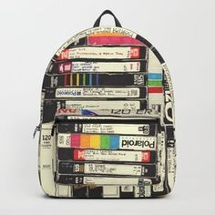 VHS Backpack