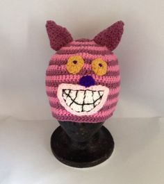 My version of the Cheshire Cat