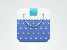 Go Shopping by Aric #Icons #UI #Design