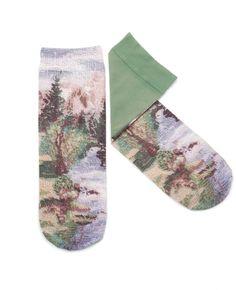 cute socks.