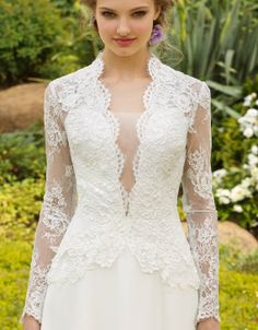 Wedding dress Designer Luxurious Wedding Gown Made from a French lace and chiffon Made to order The price will increase in March Plain Wedding Dress, Wedding Party Dresses, Designer Wedding Dresses, Bridal Dresses, Lace Dresses, Perfect Bride, Mom Dress, Gowns With Sleeves, French Lace