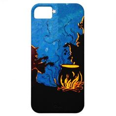 Witches At Midnight iPhone 5 Covers