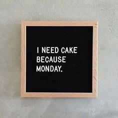 Otherwise hard to get through a #Monday! 🙆🏻🍰 . . . . . #theredbox #crazysexycool #instafashion #mondayvibe #cake #baking #bake #mondayblues #weekday #styled #trending #trend #office #workout #fashion #wordporn #word #quotes #inspire #instadaily #instagood #vibe #thesecret #happiness #shopaholic #memes #motivation #love