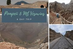 Pompeii and Mount Vesuvius - day tour from Naples