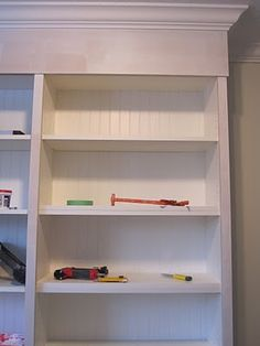 Billy bookcase customization