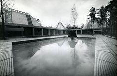 """Spēļu un atrakciju pils """"Daile"""" Jūrmalā, 1976.g. Avots: LAM pamatkrājums"""