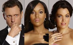 Scandal: Kerry Washington, Tony Goldwyn, and Bellamy Young dish on Olivia and Fitz going legit | 'There will be some people that are thrilled and some people that are sick to their stomachs,' Washington tells EW