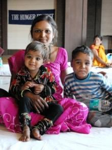 Indian women with more than two children find themselves locked out of local government by discriminatory two-child laws. THP-India is working with these women to regain their voice.