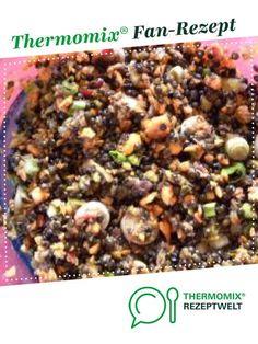 Linsensalat von Müzie. Ein Thermomix ® Rezept aus der Kategorie Vorspeisen/Salate auf www.rezeptwelt.de, der Thermomix ® Community.