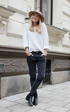 Comfy casual #style #fashion