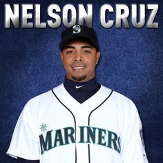 #Mariners sign Nelson Cruz. #BringOnTheBoom 12/4/14