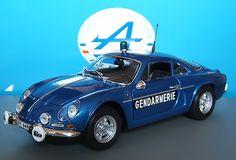 Alpine A110 Gendarmerie (1971)
