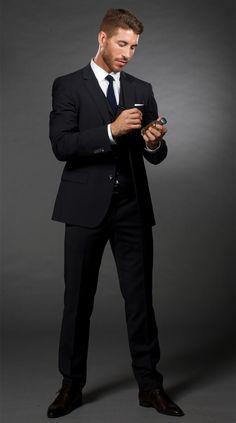 Sergio Ramos - Hugo Boss