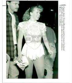 Tonya Harding, Elementary Schools, Backstage, Ruffle Blouse, Husband, Women, Fashion, Moda, Fashion Styles