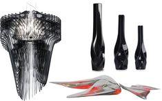 Zaha Hadid Homeware Collection Debuts At Harrods
