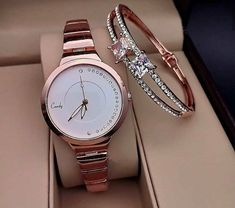 Stylish Watches For Girls, Best Kids Watches, Fancy Watches, Trendy Watches, Cute Watches, Hand Jewelry, Girls Jewelry, Jewellery, Engagement Ring Shapes